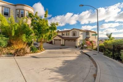 3184 Harbor Ridge Ln, San Diego, CA 92103 - #: 180058393