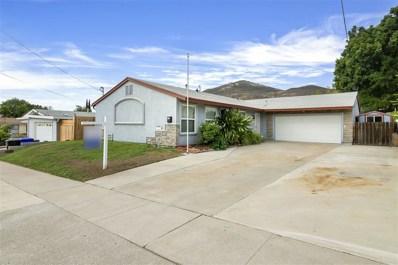 7024 Ballinger Ave, San Diego, CA 92119 - MLS#: 180058427