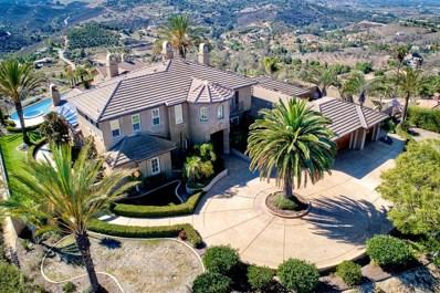 1110 Vista De Lomas, Bonsall, CA 92003 - MLS#: 180058443