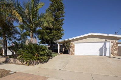 4858 Mount Harris Dr, San Diego, CA 92117 - MLS#: 180058450