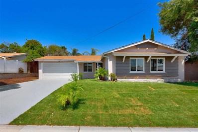 8826 Innsdale Ave, Spring Valley, CA 91977 - MLS#: 180058520