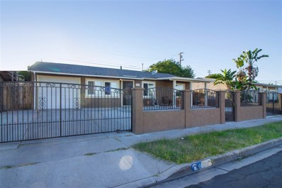 642 Billow Dr, San Diego, CA 92114 - MLS#: 180058565