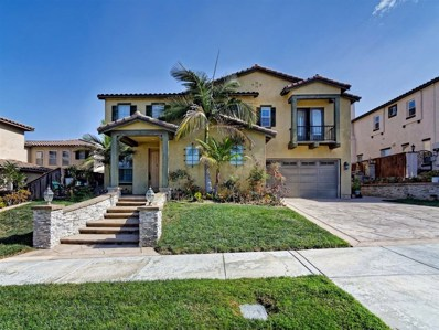 1719 Summer Sky St, Chula Vista, CA 91915 - MLS#: 180058585