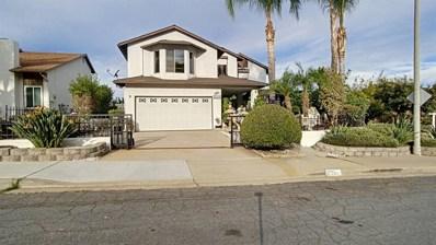 8558 Cordial Rd, El Cajon, CA 92021 - MLS#: 180058621