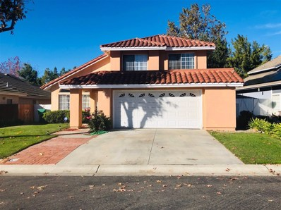 5392 Blackberry Way, Oceanside, CA 92057 - MLS#: 180058625