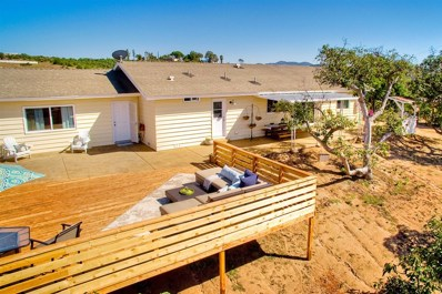 31725 Rancho Amigos Rd, Bonsall, CA 92003 - MLS#: 180058626