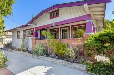 302 Arbor Dr, San Diego, CA 92103 - #: 180058679