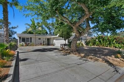 908 Avenida De San Clemente, Encinitas, CA 92024 - MLS#: 180058718