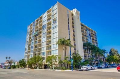 4944 Cass Street UNIT 407, San Diego, CA 92109 - MLS#: 180058756