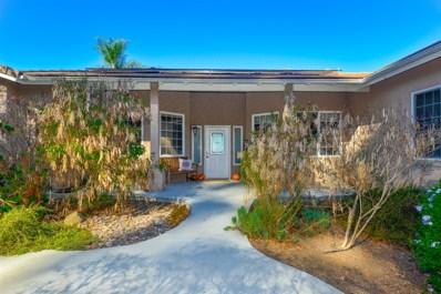 1755 Vista Del Valle Blvd, El Cajon, CA 92019 - MLS#: 180058825