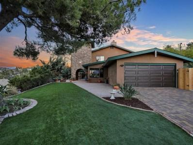 1637 Coconut Ln, El Cajon, CA 92021 - MLS#: 180058843