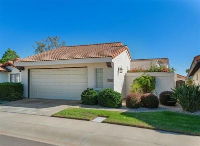 17660 Plaza Acosta, San Diego, CA 92128 - MLS#: 180058853