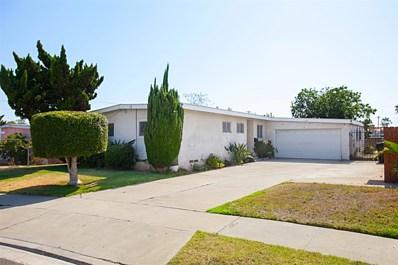 312 Maxim St, San Diego, CA 92102 - MLS#: 180059021