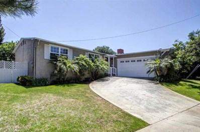 1312 Minden Dr, San Diego, CA 92111 - #: 180059039