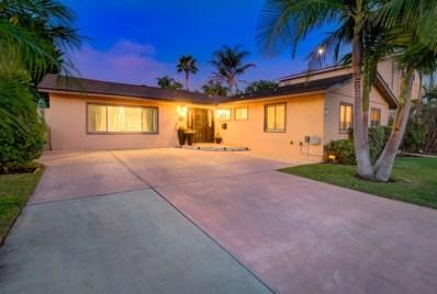 4117 Caflur Ave., San Diego, CA 92117 - MLS#: 180059052