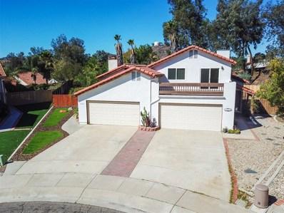 1622 Woodrun Pl, El Cajon, CA 92019 - MLS#: 180059178