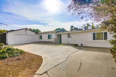 715 Donax, Imperial Beach, CA 91932 - MLS#: 180059236