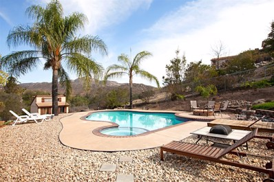 17261 Saint Helena Drive, Ramona, CA 92065 - MLS#: 180059251
