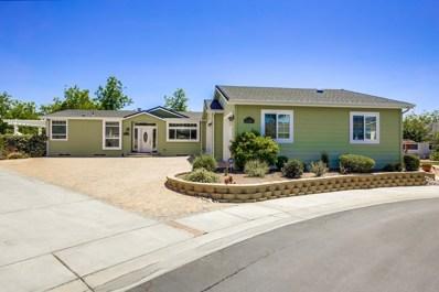 2239 Black Canyon Road UNIT 168, Ramona, CA 92065 - MLS#: 180059274