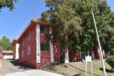 9948 San Juan St UNIT 4, Spring Valley, CA 91977 - MLS#: 180059276