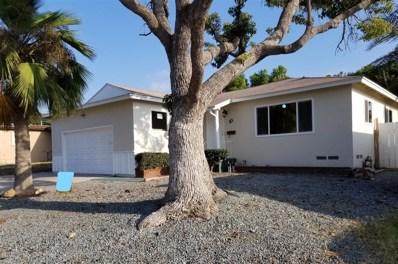 82 E Naples St, Chula Vista, CA 91911 - MLS#: 180059303