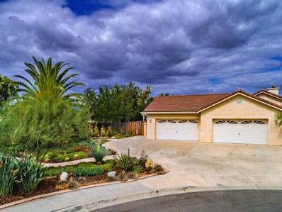 2305 Harvest Vista Ln, Fallbrook, CA 92028 - MLS#: 180059304