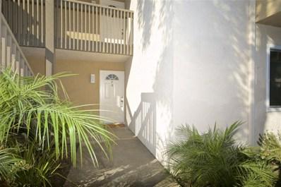 8548 Via Mallorca UNIT F, La Jolla, CA 92037 - MLS#: 180059310
