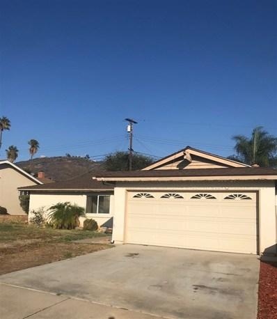 1625 Garywood Street, El Cajon, CA 92021 - MLS#: 180059353