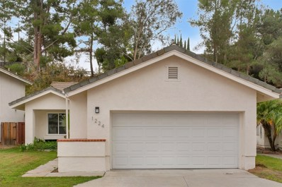 1224 Lancer Gln, Escondido, CA 92029 - MLS#: 180059380