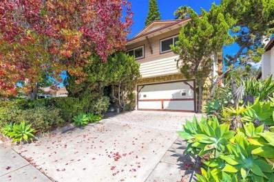 4244 Pavlov Ave., San Diego, CA 92122 - #: 180059387