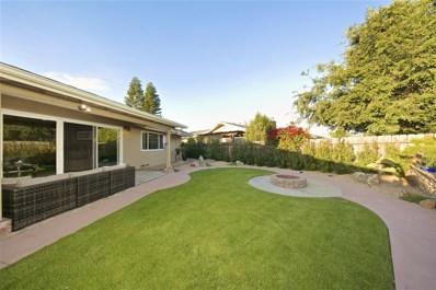 5525 Trinity Way, San Diego, CA 92120 - MLS#: 180059437