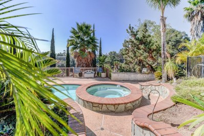 4919 New Ranch Rd., el cajon, CA 92020 - MLS#: 180059516