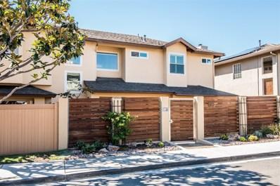 1057 Dewitt Ave, Encinitas, CA 92024 - MLS#: 180059561