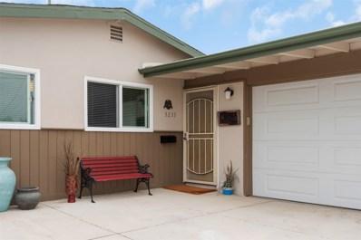 5233 Javier St, San Diego, CA 92117 - MLS#: 180059585