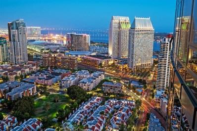 700 W E Street UNIT 3704, San Diego, CA 92101 - MLS#: 180059605