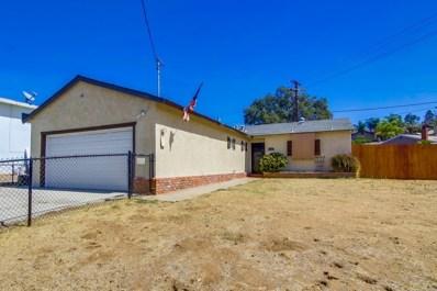 1201 N 3rd Street, El Cajon, CA 92021 - MLS#: 180059623