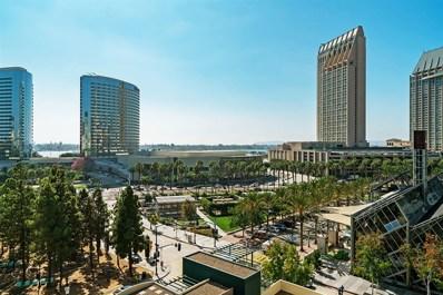 510 1st Avenue UNIT 805, San Diego, CA 92101 - MLS#: 180059627