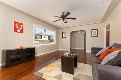 118 Las Flores Terrace, San Diego, CA 92114 - MLS#: 180059678