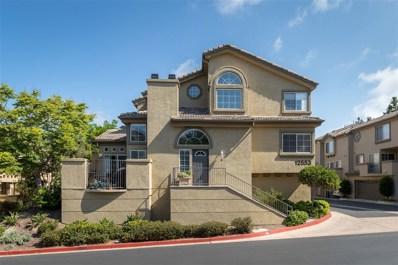 12553 El Camino Real UNIT A, San Diego, CA 92130 - MLS#: 180059684
