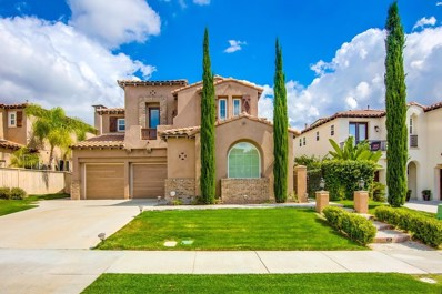 1321 Blue Sage Way, Chula Vista, CA 91915 - MLS#: 180059731