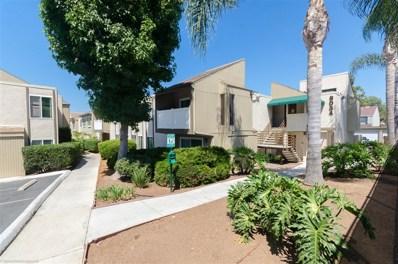 8034 Linda Vista UNIT 2G, San Diego, CA 92111 - MLS#: 180059734