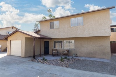 1521 Granite Hills Dr, El Cajon, CA 92019 - MLS#: 180059737