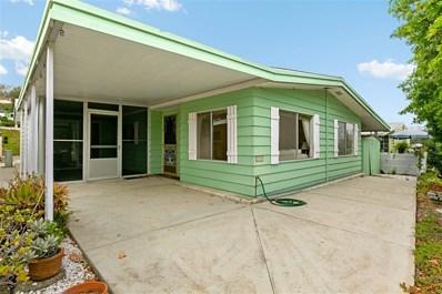 350 N El Camino Real UNIT 53, Encinitas, CA 92024 - MLS#: 180059884