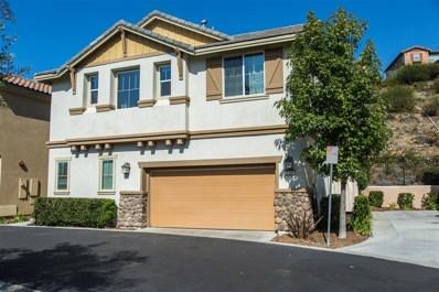 1309 Chert Dr, San Marcos, CA 92078 - MLS#: 180059902