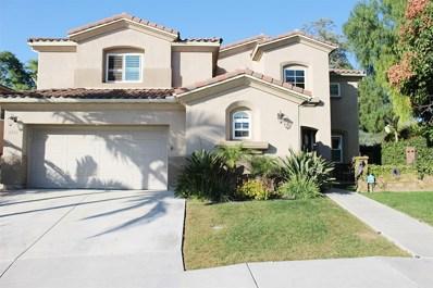 2571 Crooked Trail Rd, Chula Vista, CA 91914 - MLS#: 180059912