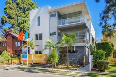 3535 3rd Ave. UNIT C, San Diego, CA 92103 - #: 180059922