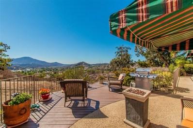 1811 Penasco, El Cajon, CA 92019 - MLS#: 180059944
