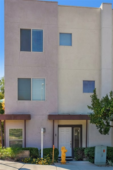 303 Citracado Pkwy UNIT 1, Escondido, CA 92025 - MLS#: 180059967