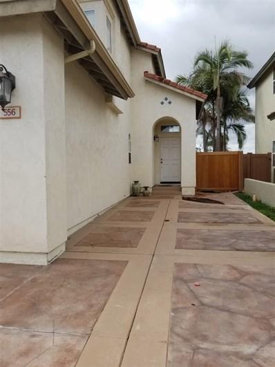 556 Vista Miranda, Chula Vista, CA 91910 - MLS#: 180059988