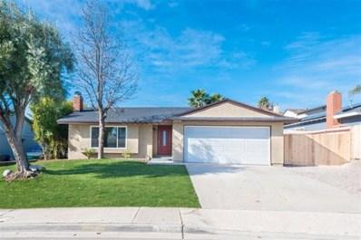 10208 Timberlane Way, Santee, CA 92071 - MLS#: 180060000